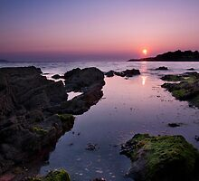 Dawn Reflections - Belfast Lough by PMcGivern
