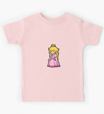 Princess Peach Kids Tee