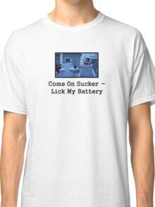 Robots... Classic T-Shirt