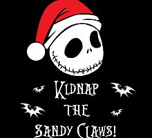 Nightmare Before Christmas - Sandy Claws v2.0 by obsidiandream