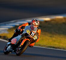 Paul Campbell #11 | FX Superbikes | Eastern Creek by Bill Fonseca