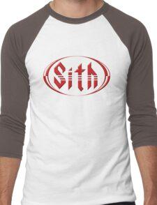 Let Your Anger... Sail Away. Men's Baseball ¾ T-Shirt