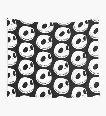 Nightmare Before Christmas  - Jack Skellington v2.0 Wall Tapestry