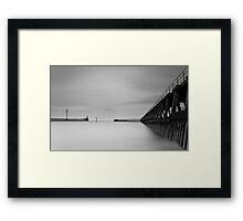 Blythe piers Framed Print