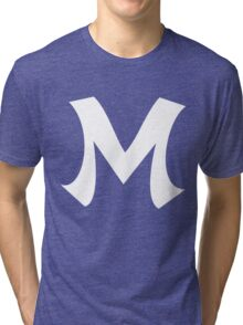 Up! Up! & Away! Be a hero! Tri-blend T-Shirt