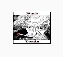 Mark Twain Caricature Unisex T-Shirt