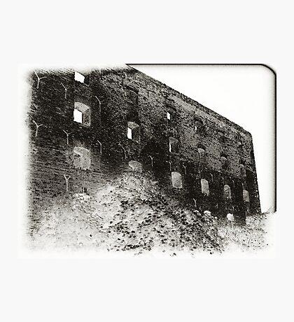 Collapsed Building III Photographic Print