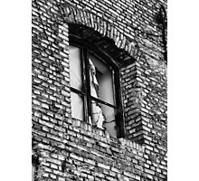 Collapsed Building VI Photographic Print