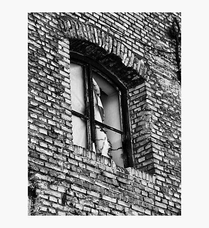 Collapsed Building VI Photographic Print