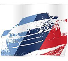 BMW M4 (F82) Poster