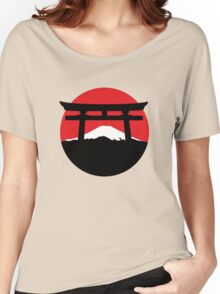 Japan Women's Relaxed Fit T-Shirt