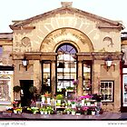 Pulteney Bridge Florist by Sue Porter