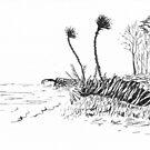 Coastal Breeze by Mitch Adams