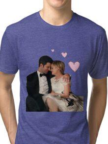 Parks Wedding Tri-blend T-Shirt