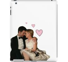 Parks Wedding iPad Case/Skin