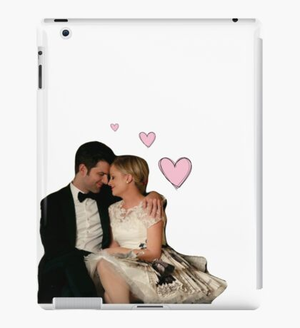 Parks Wedding iPad Case/Skin