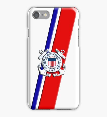 United States Coast Guard - USCG iPhone Case/Skin