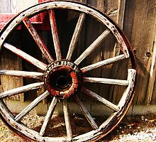 Wagon Wheel (Petrolia Discovery) by Graham Beatty