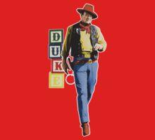 'Sheriff Wayne' (Toy Story / John Wayne) Kids Clothes