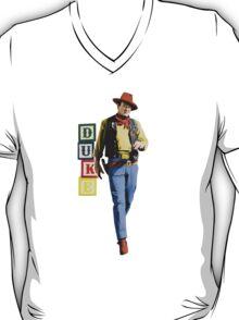 'Sheriff Wayne' (Toy Story / John Wayne) T-Shirt