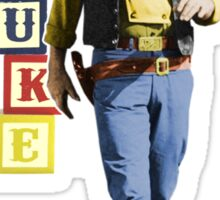 'Sheriff Wayne' (Toy Story / John Wayne) Sticker
