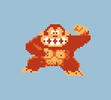 Donkey Kong 8 Bit Unisex T-Shirt