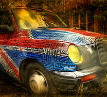 Taxi by Svetlana Sewell