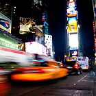 times square new york city by Jacki Campany