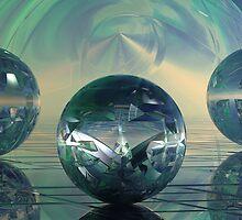 A Psychic Vortex1 by Sazzart