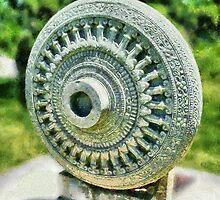 Dharma Chakra by hdamm