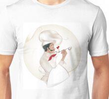 Chef illustration Unisex T-Shirt