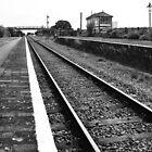 Quainton Railway Station by Astrid Ewing Photography
