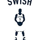 JR Swish by typeo