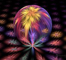The Botanica Ball by wolfepaw