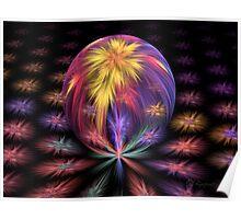 The Botanica Ball Poster