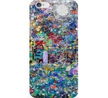 3D Layered Resin Landscape Art Coffee Table by Chicago Artist Gary Bradley iPhone Case/Skin