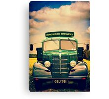 Ringwood Brewery Canvas Print