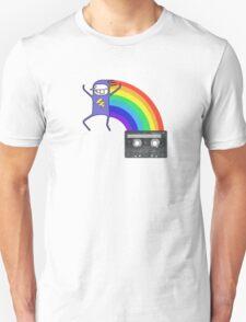 Rainbow Cassette T-Shirt