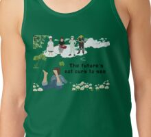 The future's not ours to see Tank Top