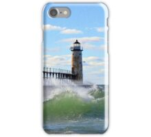 Manistee Lighthouse iPhone Case/Skin