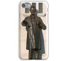 Abraham Lincoln - Gettysburg National Park - PA Memorial iPhone Case/Skin