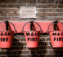 In Case of Fire! by Imaginato