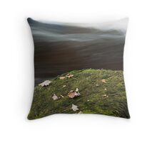 Rushing water #1 - The Strid, North Yorkshire Throw Pillow