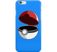 Just a Pokeball iPhone Case/Skin