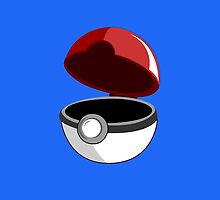 Just a Pokeball by GeekyAlliance