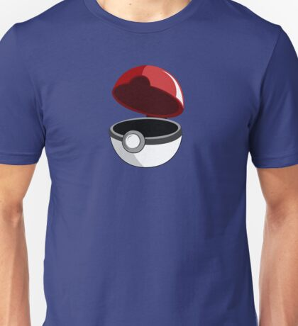 Just a Pokeball Unisex T-Shirt