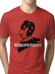 Bird Person Tri-blend T-Shirt