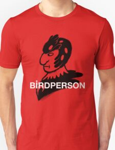Bird Person Unisex T-Shirt