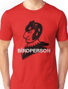 Bird Person Unisex T-Shirt