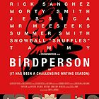 Bird Person by Diego Martinez Gomez